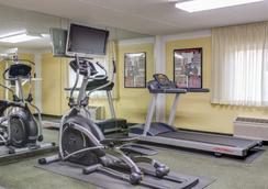 Club - Hotel Nashville Inn & Suites - 내슈빌 - 체육관