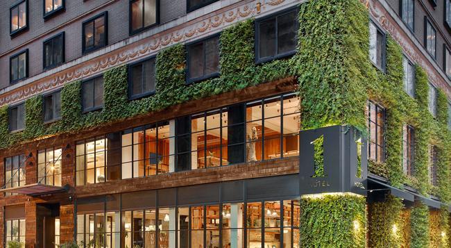 원 호텔 센트럴 파크 - 뉴욕 - 건물