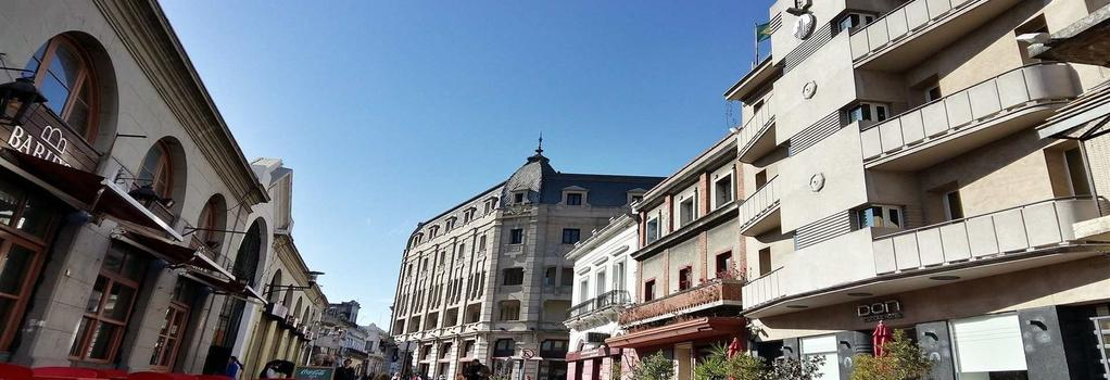 Don Boutique Hotel Montevideo - 몬테비데오 - 건물
