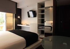 Don Boutique Hotel Montevideo - 몬테비데오 - 침실