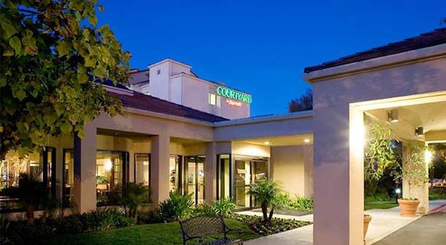 Courtyard by Marriott Costa Mesa South Coast Metro - 산타아나 - 건물