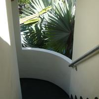 엘 파티오 모텔 Staircase
