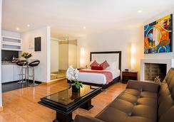 Hotel Hill House - 보고타 - 침실