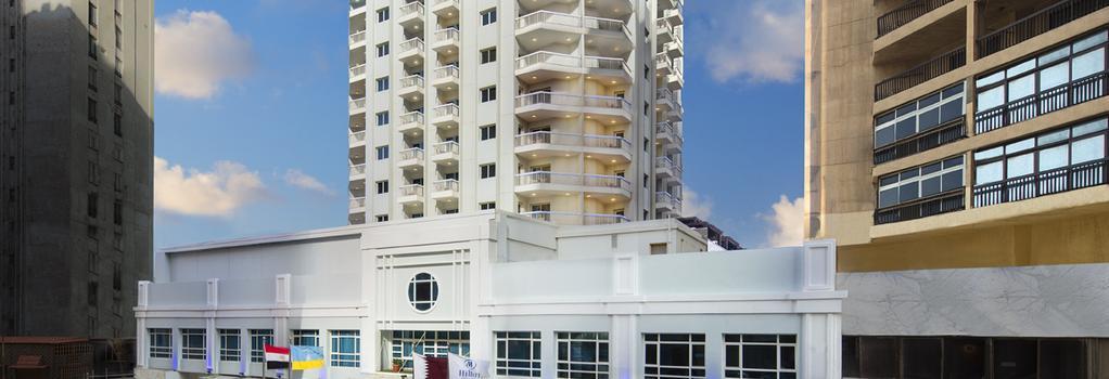 힐튼 알렉산드리아 코니쉬 - 알렉산드리아 - 건물