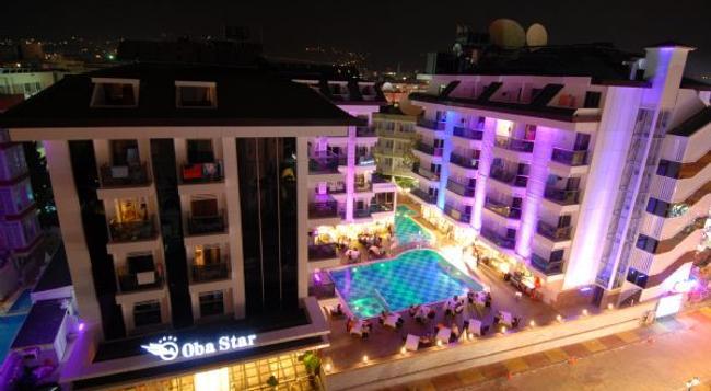 Oba Star Hotel & Spa - 알라냐 - 건물