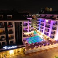 Oba Star Hotel & Spa Aerial View