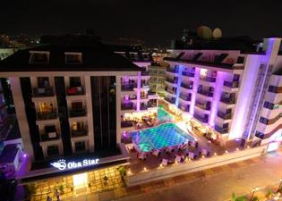 Oba Star Hotel & Spa - All Inclusive