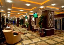 Oba Star Hotel & Spa - 알라냐 - 라운지