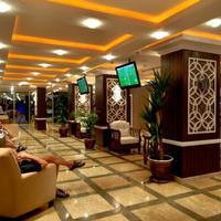 Oba Star Hotel & Spa Lobby