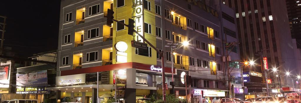 더 코퍼레이트 인 호텔 - 마닐라 - 건물