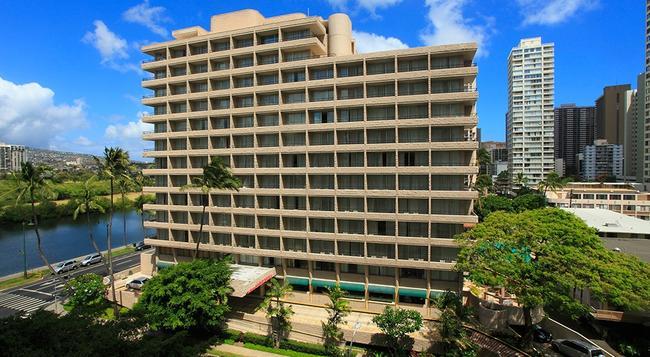 와이키키 샌드 빌라 - 호놀룰루 - 건물