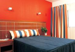 Hotel Apartamento Balaia Atlantico - 알부페이라 - 침실