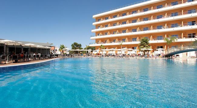 Hotel Apartamento Balaia Atlantico - 알부페이라 - 건물