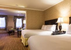 호텔 스탠퍼드 - 뉴욕 - 침실