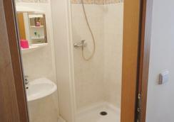 Hotel Jizera Karlovy Vary - 카를로비바리 - 욕실