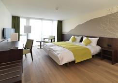 호텔 아르토스 인터라켄 - 인터라켄 - 침실