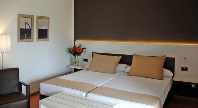 Sercotel Gran Hotel Zurbarán - 바다호스 - 침실