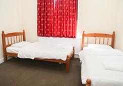 쉘톤 호텔 - 런던 - 침실