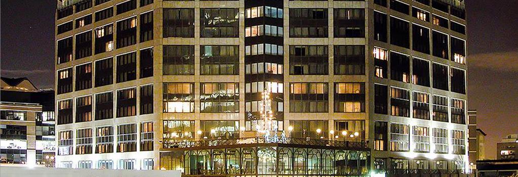 브리태니아 인터내셔널 호텔 카나리 워프 - 런던 - 건물