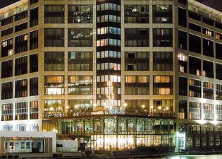 브리태니아 인터내셔널 호텔 카나리 워프