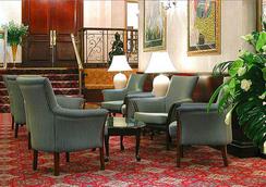 브리태니아 인터내셔널 호텔 카나리 워프 - 런던 - 로비