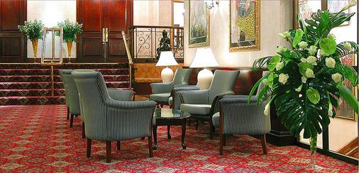 브리타니아 더 인터내셔널 호텔 런던, 카나리 와프 - 런던 - 로비