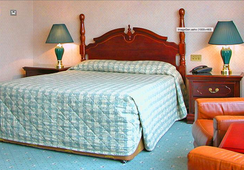 브리태니아 인터내셔널 호텔 카나리 워프 - 런던 - 침실