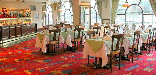 브리타니아 더 인터내셔널 호텔 런던, 카나리 와프 - 런던 - 레스토랑
