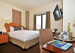 호텔 메트로폴리스 - 샌프란시스코 - 침실