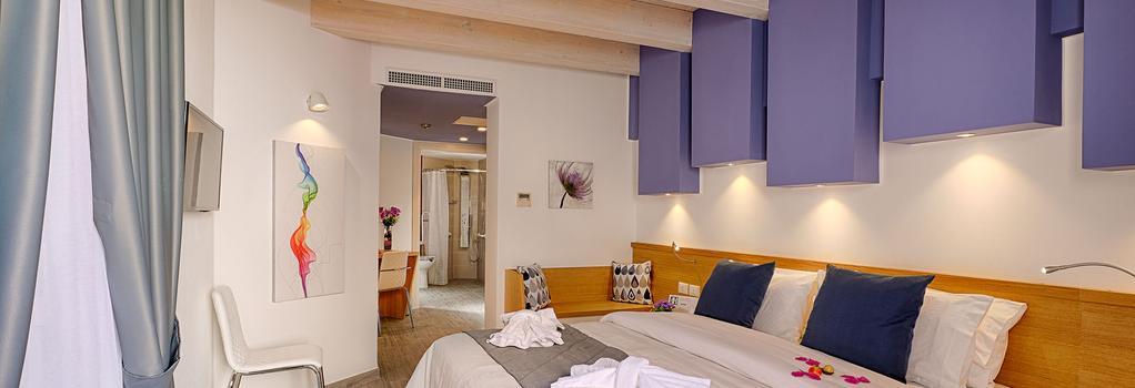 하스피탈리티 호텔 - 팔레르모 - 침실