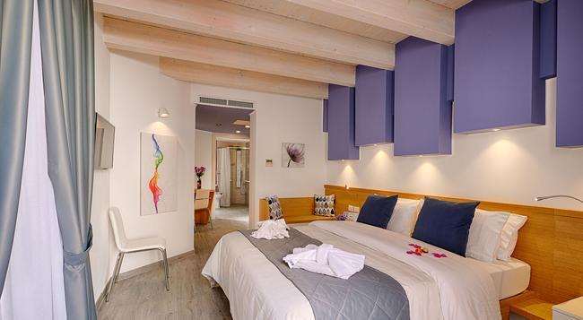 Hospitality Hotel - 팔레르모 - 침실