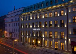 타이타닉 젠다르멘마르크트 베를린 호텔