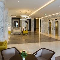 타이타닉 겐트아르멘마르크트 베를린 호텔 Lobby Sitting Area