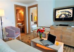 바이아 라라 호텔 - 쿤두 - 침실