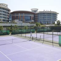 바이아 라라 호텔 Tennis Court