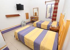 Posada Del Cid - 와하카 - 침실