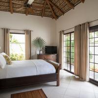 Paradise Beach Nevis Guestroom