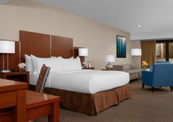 이그제큐티브 클래스 앳 MTS 호텔 - 뉴욕 - 침실