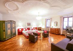 Hotel Wolf - 잘츠부르크 - 침실