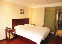 Greentree Inn Jiangxi Nanchang Railway Station Zhanqian Road Express Hotel - 난창 - 침실