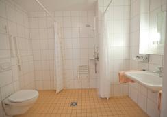 Akzent Hotel Möhringer Hof - 슈투트가르트 - 욕실