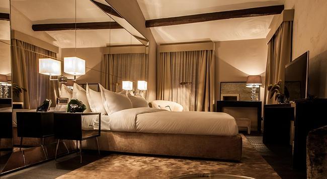 돔 호텔 로마 - 로마 - 침실