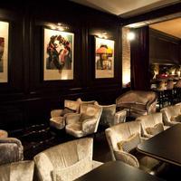 돔 호텔 로마 Hotel Lounge