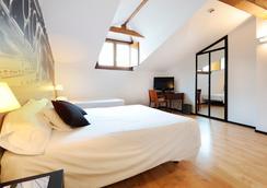 Abba Jazz Hotel - Vitoria-Gasteiz - 침실