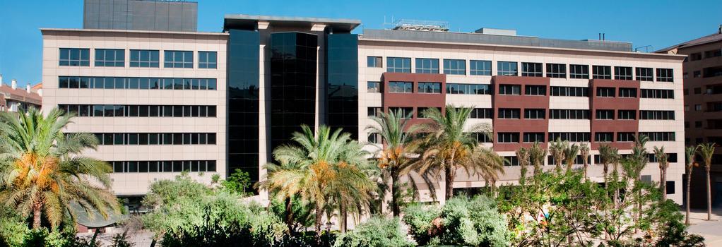 아바 악테온 호텔 - 발렌시아 - 건물