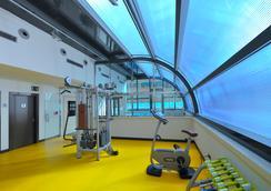 아바 그라나다 호텔 - 그라나다 - 체육관