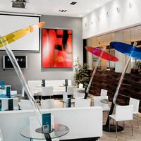 Hotel Abba Playa Gijon Lounge Bar La Pergola