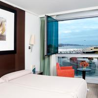 Hotel Abba Playa Gijon Guest Room
