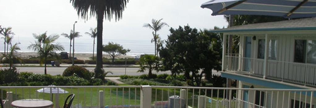 Cabrillo Inn at the Beach - 샌타바버라 - 건물