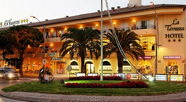 Hotel & Spa La Terrassa - Platja d'Aro - 건물